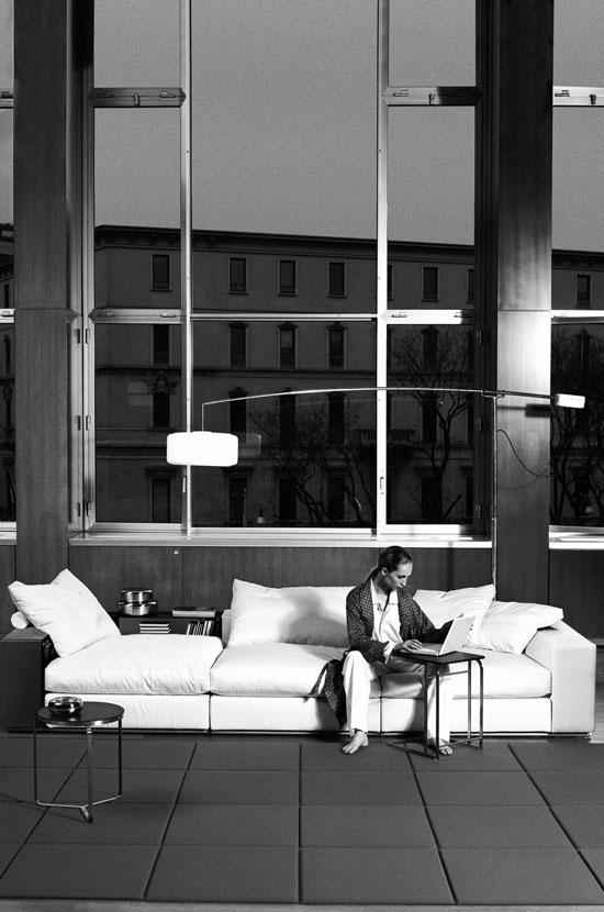 Issue magazine flexform for Design hotels norditalien